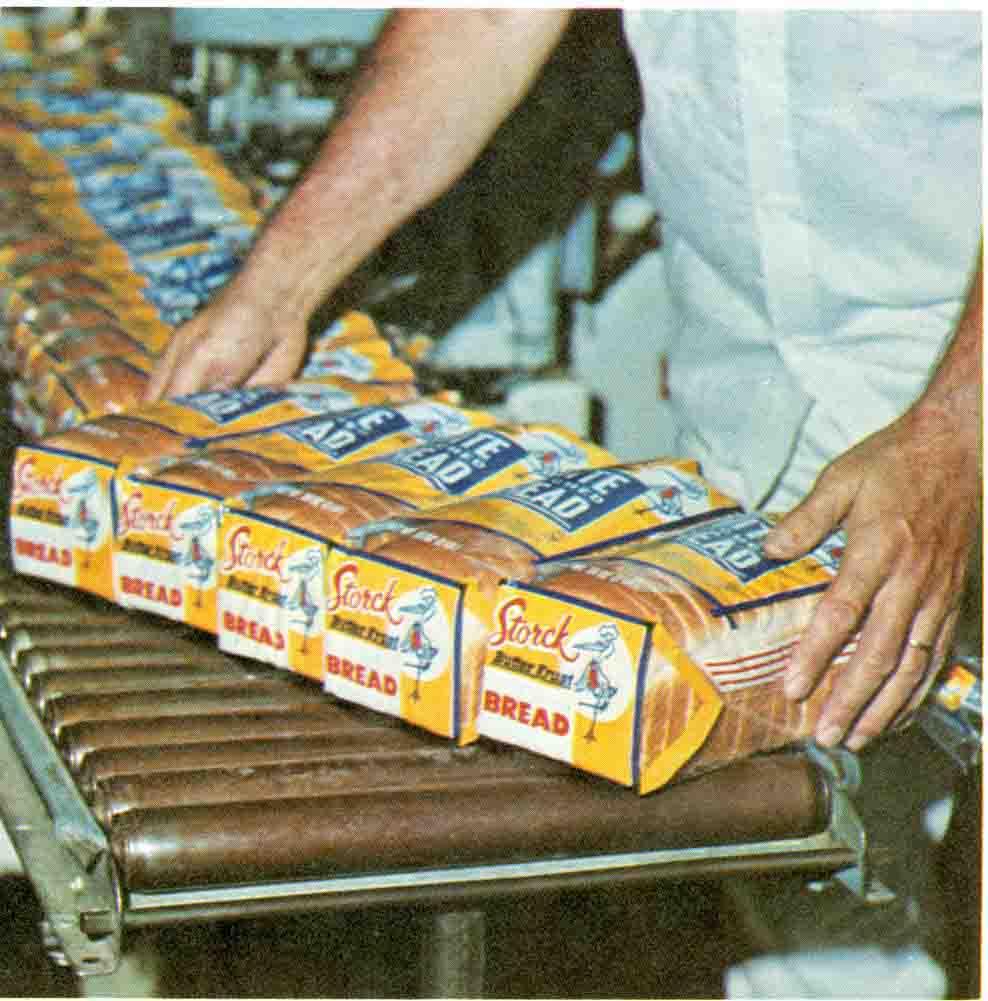 Stork Bakery Parkersburg WV 1971